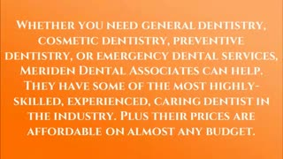 meriden dentist - Video