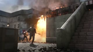 Call of Duty WW2 Official The Resistance DLC Live Action Trailer