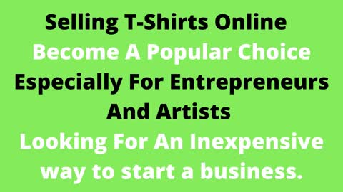 Free Online Tool For Designing T-Shirts
