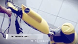 clean dammam - Video