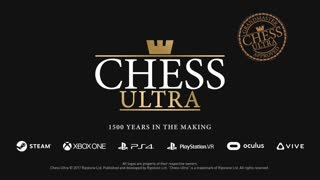 Chess Ultra Official Launch Trailer