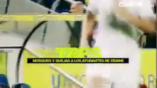 VIDEO: Cristiano Ronaldo very ANGRY with Zidane after being Substituted in last match! - Video