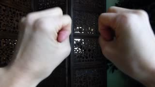 Office Exercise  - finger tension release  - Video