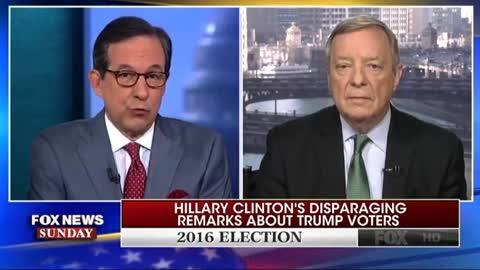 Even Senate Minority Whip Dick Durbin Is Slamming Hillary Clinton For Trump Voter Comments