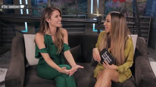 Audrina Patridge Interview - Baby #2 is Around The Corner! - Video