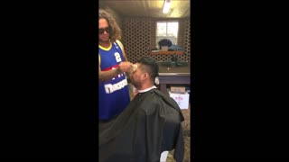 Worst Barber Ever - Video
