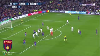 Gol de Sergi Roberto vs PSG - Video