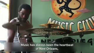 Musicians' Village keeps New Orleans' heartbeat ticking - Video