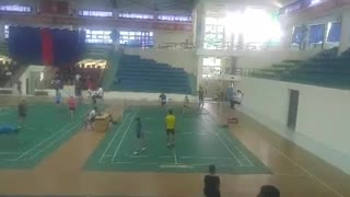 Badminton Highlights - 2016, Vietnam Championships - MD Finals - Video