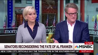 Mika Brzezinski Says She Knows 'Men Who Won't Hire Women Now' Because Of The #MeToo Movement