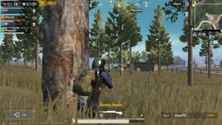 Motorcycle Running Fight Escaping Enemies Pubg Game