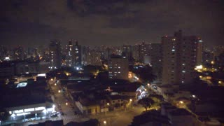 Brazilian city reacts to World Cup goal - Video