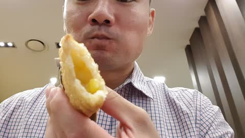 Forget Apple Pie, Korea Has Corn Pie At McDonald's!!