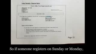 Watch Massive Voter Fraud Training session in Detroit CAUGHT