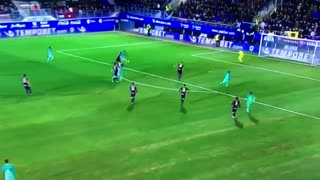 Lionel Messi, the orchestrator. - Video