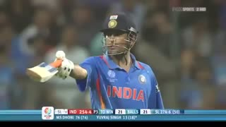 Ms Dhoni Angry On Yuvraj Singh - Video