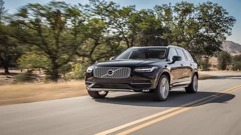 VOLVO XC90 - 2016 VOLVO XC90 T6 INSCRIPTION FIRST TEST #Auto_HDFr