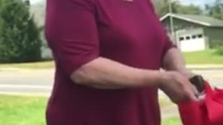 Daughter Surprises Mom With A New Car - Video
