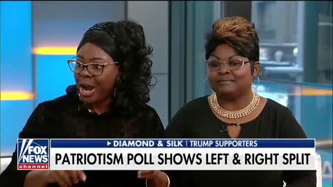 Diamond & Silk: Liberals 'Want Us to Live in a Third World Country'