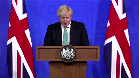 Indian variant could delay UK reopening, says Johnson