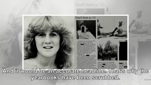 Republicans Can't Use Christine Ford's Scrubbed Yearbook History — Or Could They?