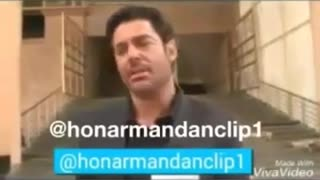 How Iranian actors speak English - Video