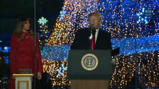 2017 National Christmas Tree Lighting