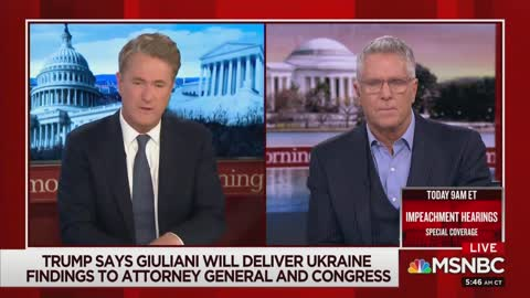 WATCH: Scarborough Shuts Down Deutsch Who Claimed Giuliani Exploited 9/11 For Personal Gain
