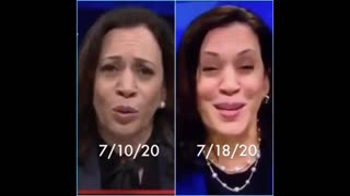 What Happened To Kamala Harris's Face?! Before And After