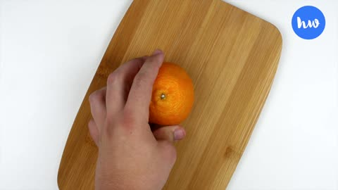 You've Been Peeling Oranges All Wrong