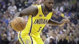 Lance Stephenson's Blowout Layup PISSES Entire Toronto Raptors Team Off, Sparks Fight - Video