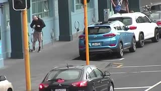 Bikes being stolen caught on camera  - Video