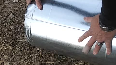 Connecting Metal Ductwork