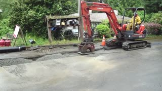 Water main project