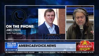 James O'Keefe is Suing Twitter, CNN, and Has 100 More Whistleblowers at the Ready