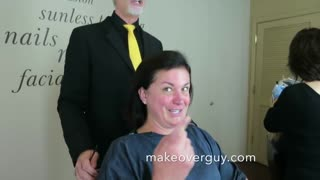 MAKEOVER: I Don't Want To Go Any Shorter, by Christopher Hopkins, The Makeover Guy® - Video