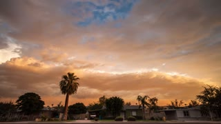 "Arizona ""Haboob"" dust storm timelapse"
