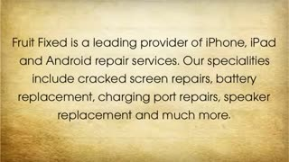 iphone screen repair richmond va - Video