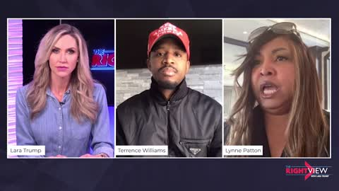 WATCH: The Right View with me, Terrence Williams, and Lynne Patton! #TheRightView