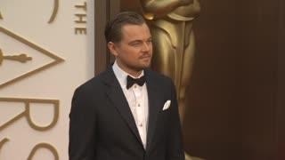 DiCaprio named U.N. Peace Messenger, Nyong'o meets Elmo - Video