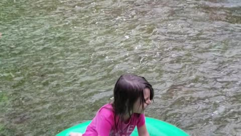 Flooding Floatie Fun
