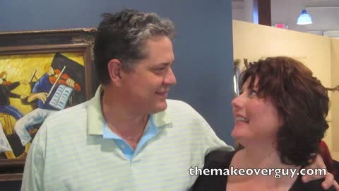 MAKEOVER: Subtle Changes Can Make A Big Difference, by Christopher Hopkins, The Makeover Guy®