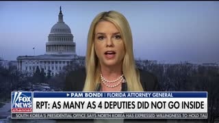Florida AG Pam Bondi tight-lipped on stand down order, says Broward sheriff's office 'not honest' - Video