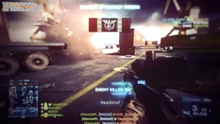 Battlefield 3 Fragmovie - XFragsHD - Video
