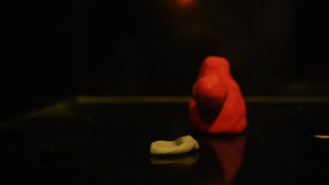 Random Clay animation project.