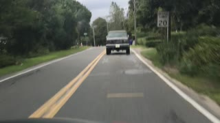 Backwards Truck is Not Going Backwards