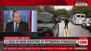CNN Linking Synagogue Shooter To Conservatives