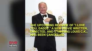 "Louis C.K. Film ""I Love You, Daddy"" Cancelled Following Sexual Misconduct Allegations - Video"