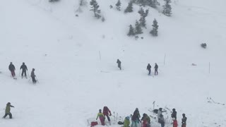 Squaw Valley Avalanche Rescue - Video