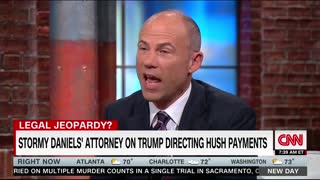 'We're coming for him': Michael Avenatti sends Trump an ominous warning